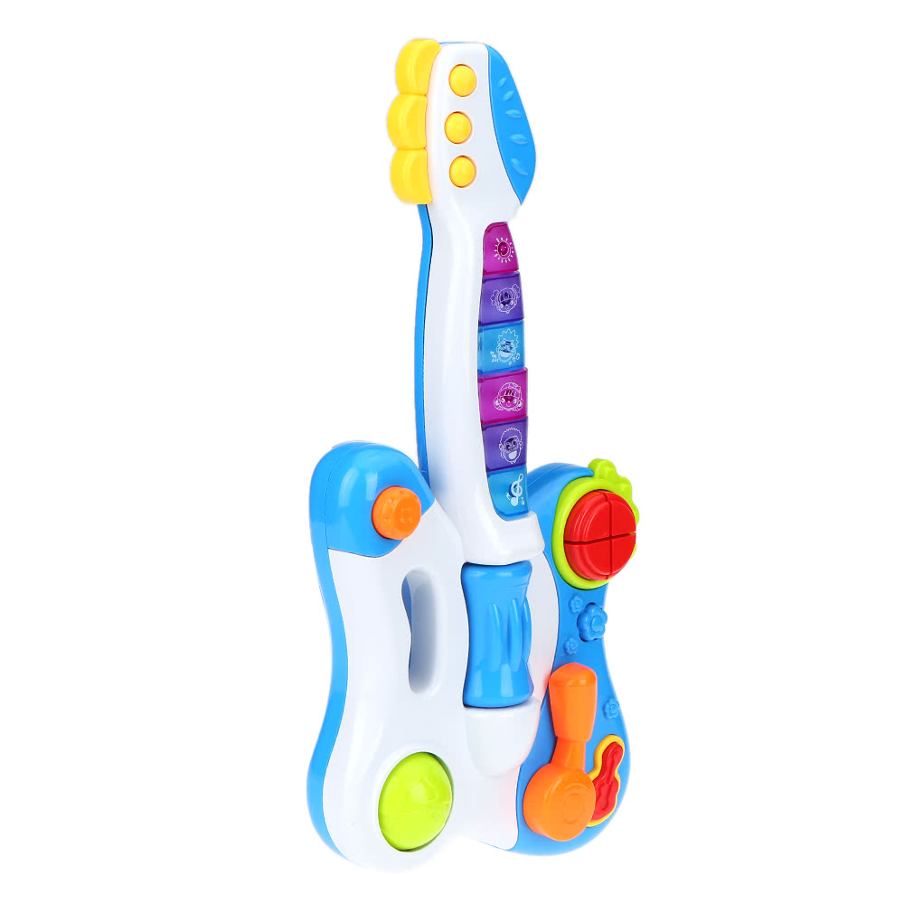 Musical Guitar Baby Toy Guitar With Flashing Lights Intelligence