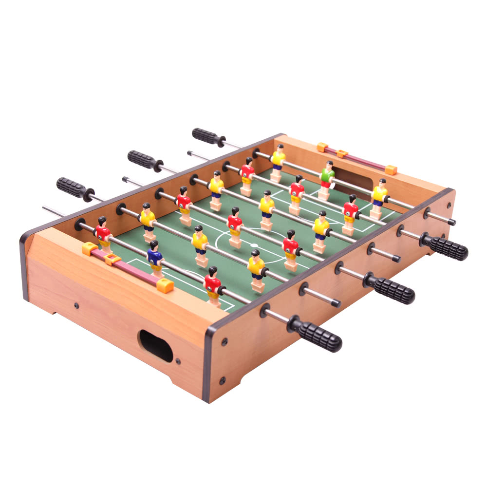 best huangguan toys hg25 mini foosball table sale online. Black Bedroom Furniture Sets. Home Design Ideas