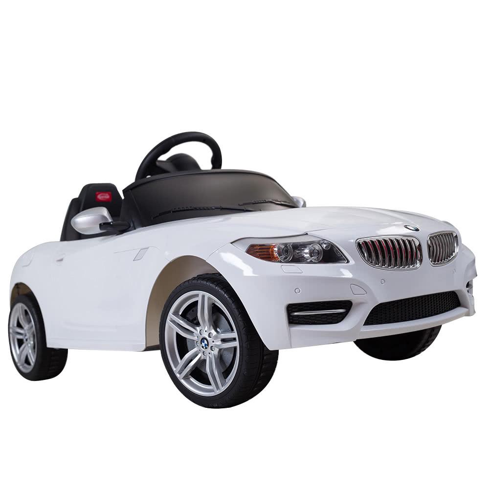 Rastar Kids 6v Electric Ride On Toy Car Bmw Z4 Four Wheel Vehicle