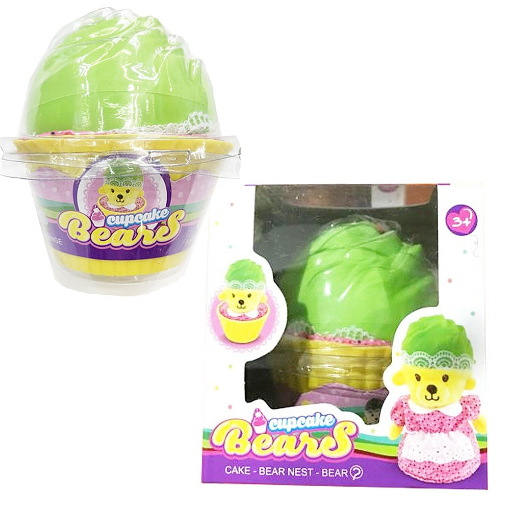 Beste Cupcake Surprise Doll Toys Reversible Kuchen zu Mini Bear Doll ...