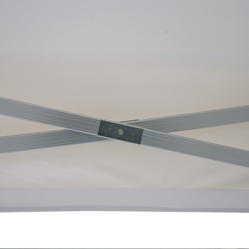 Zelt 3 4 M : M mm weiß aluminium rohr klappbar zelt
