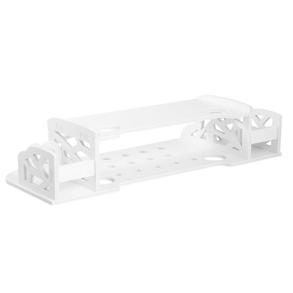 Tv Stb Set Top Box Ablagefach Router Lagerung Halter Kunststoff