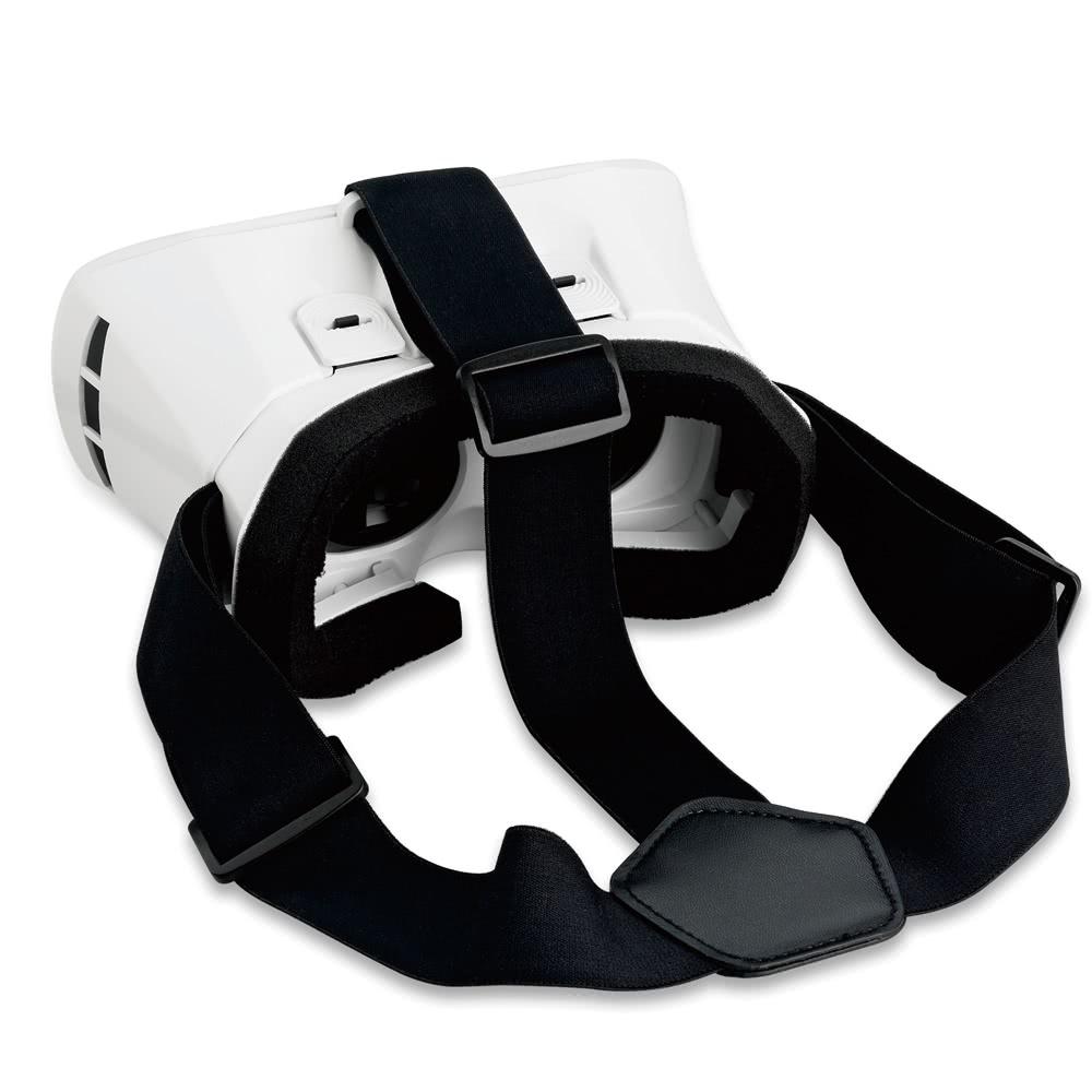 priv virtuel r alit lunettes casque vr lunettes diy 3d film jeu 3d avec monture t te bandeau. Black Bedroom Furniture Sets. Home Design Ideas