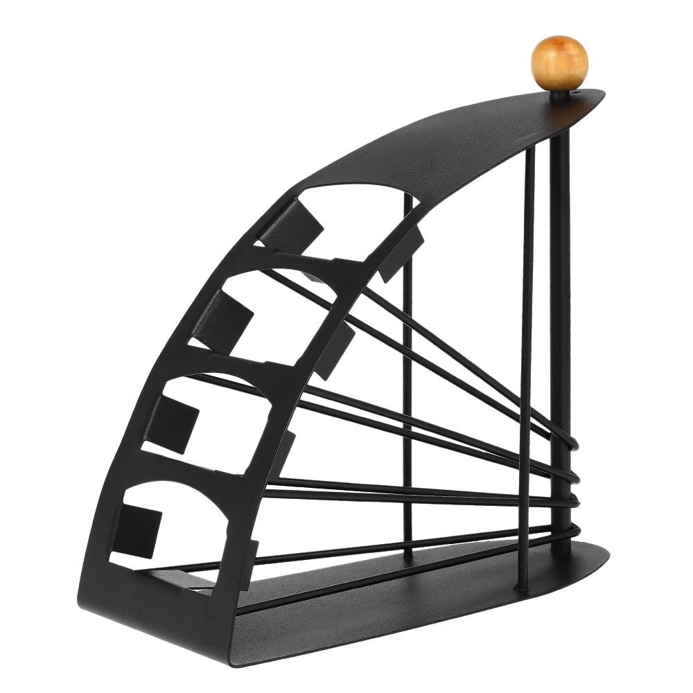 m tal t l commande tag re de stockage creative yacht en forme europe style organisateur. Black Bedroom Furniture Sets. Home Design Ideas