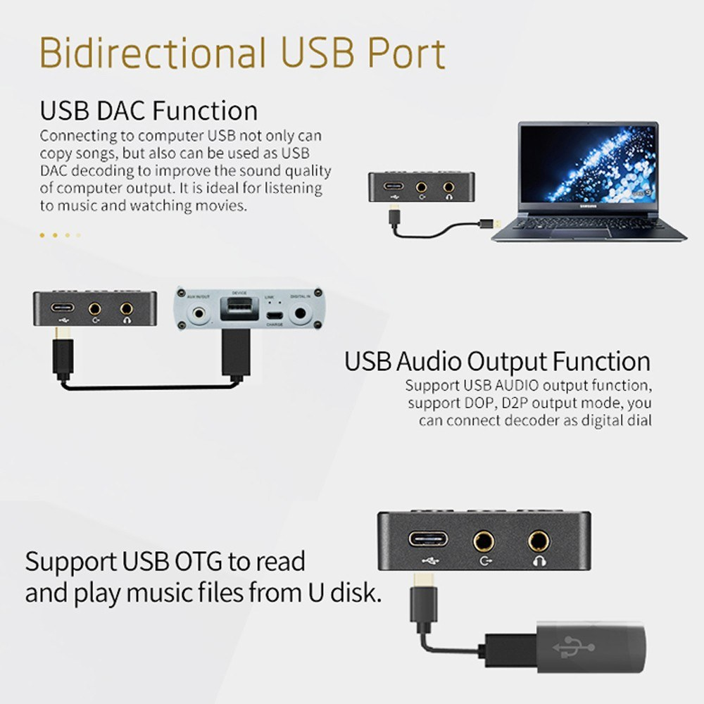 Xduoo X3ii Hifi Lossless Music Player Sales Online Dark Gray Tomtop The Usb Router Repeater Is Made From Durable Cnc Aluminum It39s Nearly Mouse Over To Zoom In