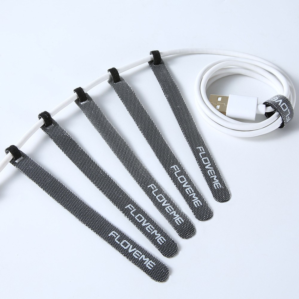 Cable Organizer Wire Winder Cable Holder 140mm Mouse Cord Earphone Aux USB Cables Management Wire Cable Protector 1PC