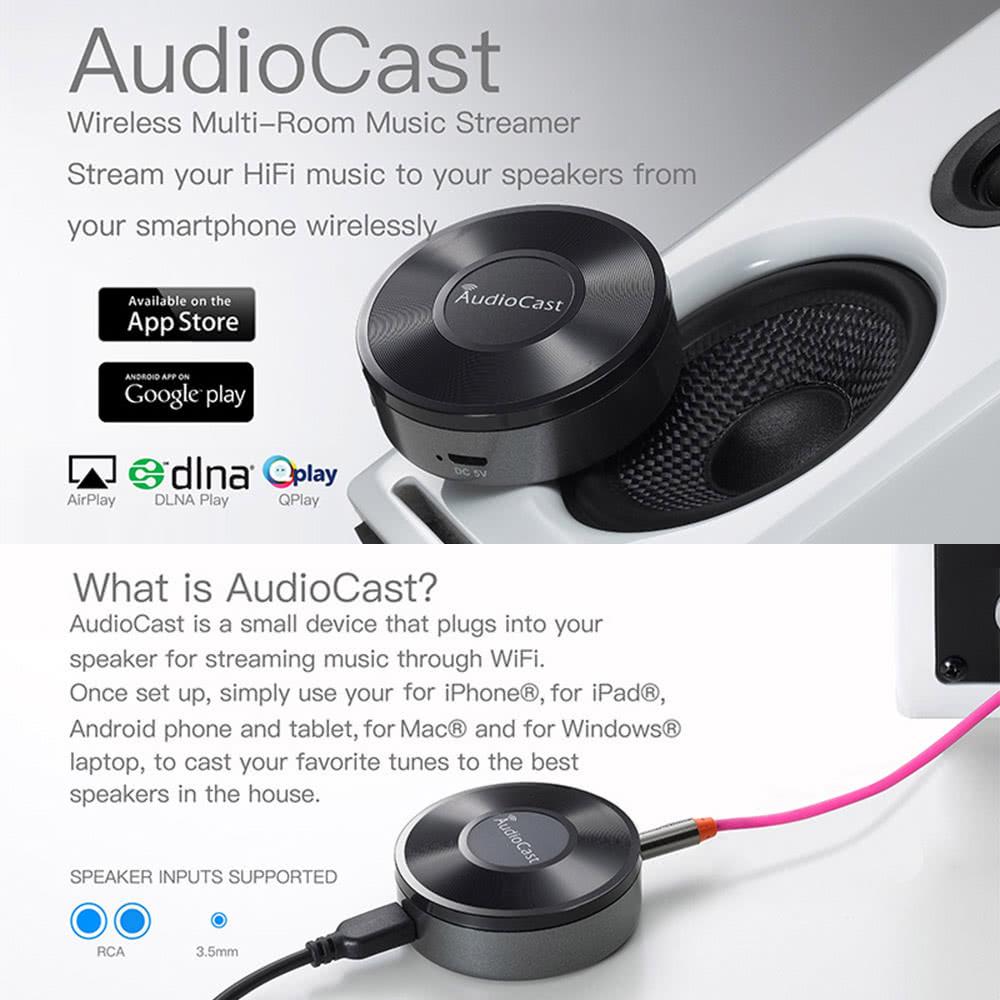 Audiocast Spotify