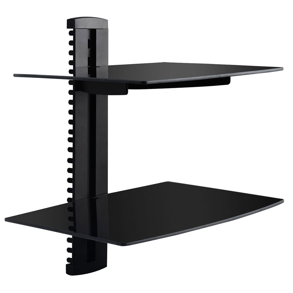 ascend k martin asymmetrical mounted shelf wall furnishings allmodern component tv home