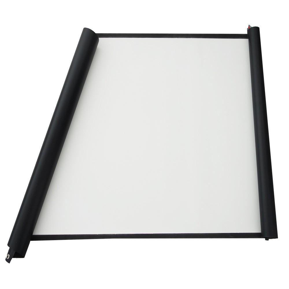 portable 16 9 projecteur cran facultatif taille projection cran mattte blanc home theater bar. Black Bedroom Furniture Sets. Home Design Ideas