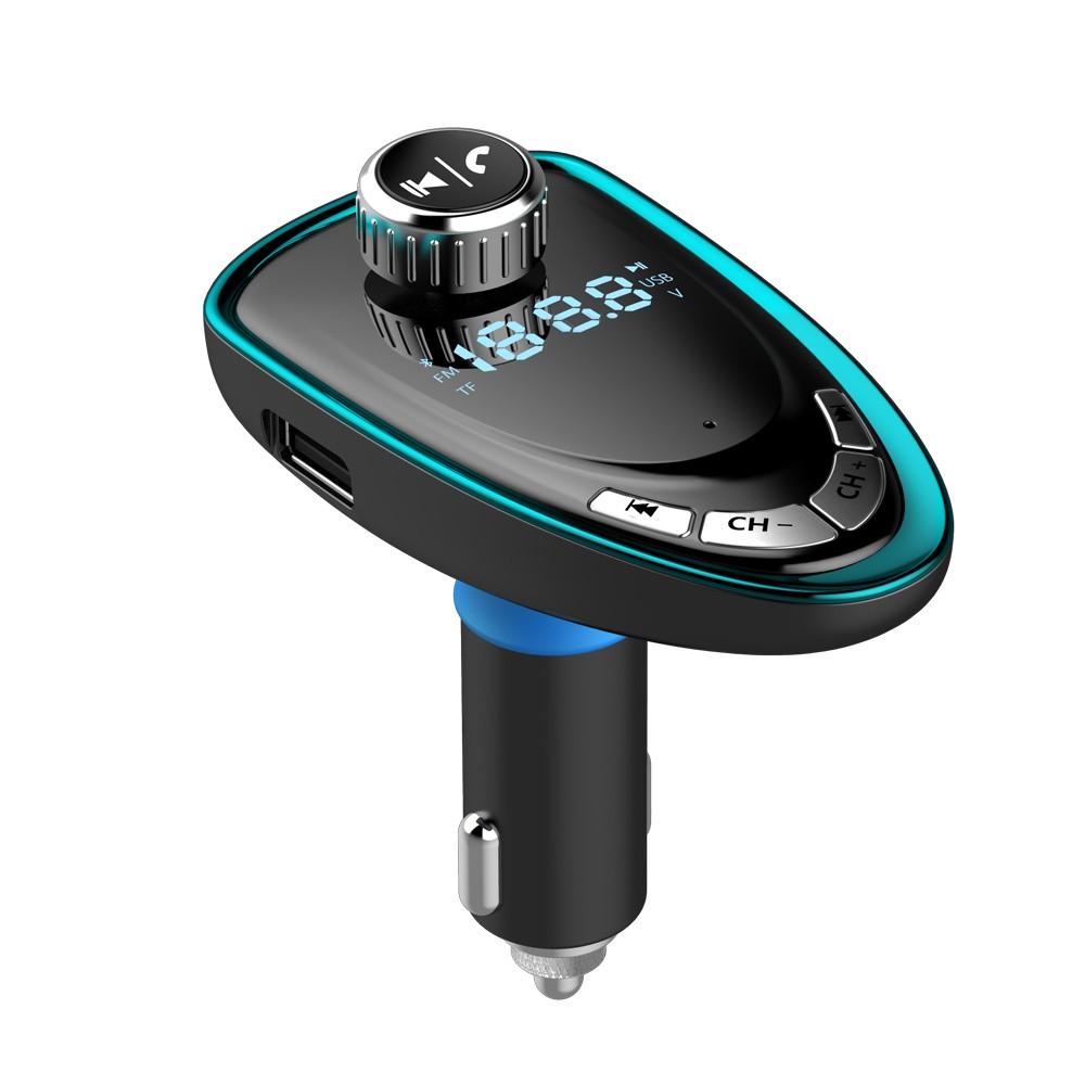 chargeur de voiture usb transmetteur fm bluetooth lecteur mp3 voiture. Black Bedroom Furniture Sets. Home Design Ideas