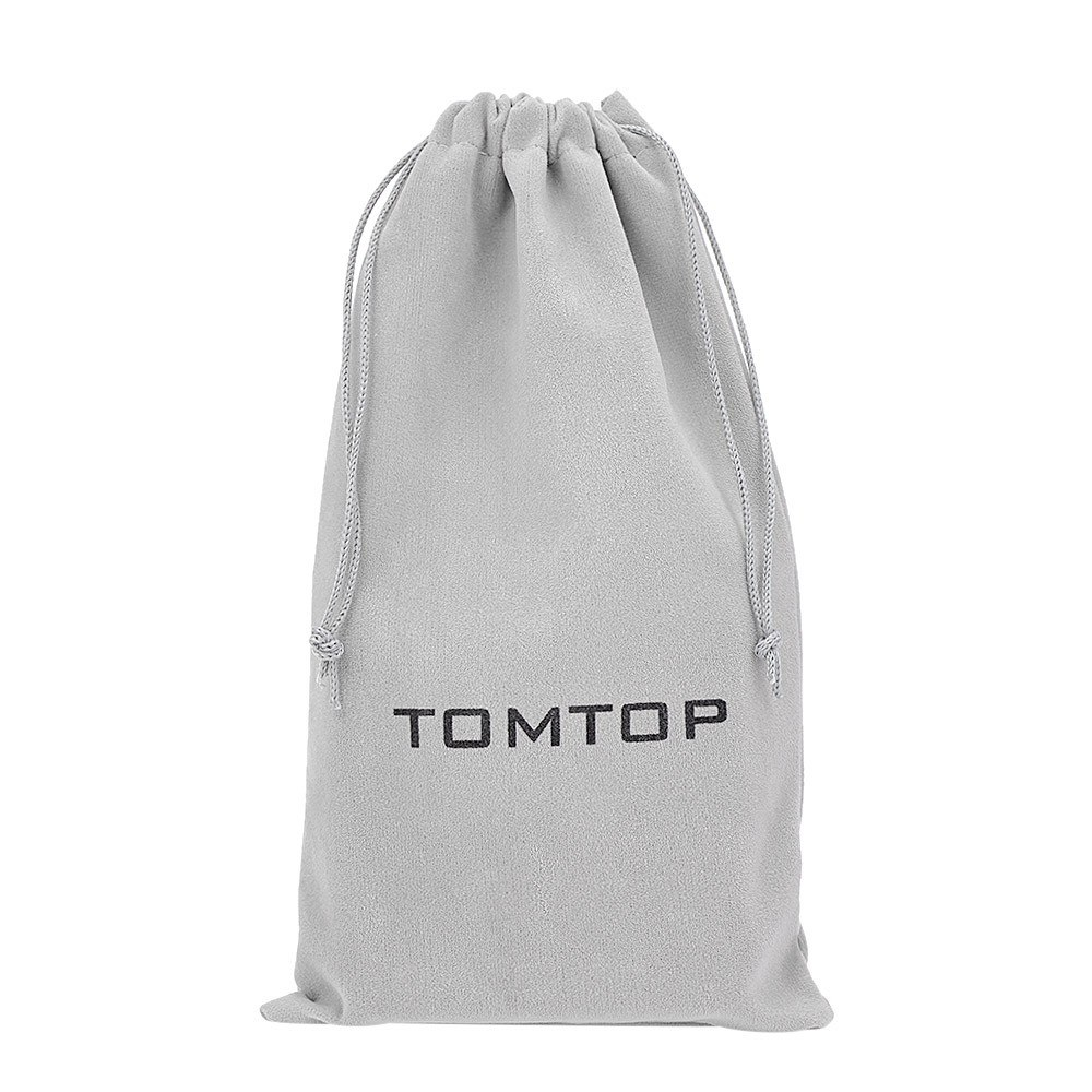 TOMTOP Small Carrying Storage Bag Grey