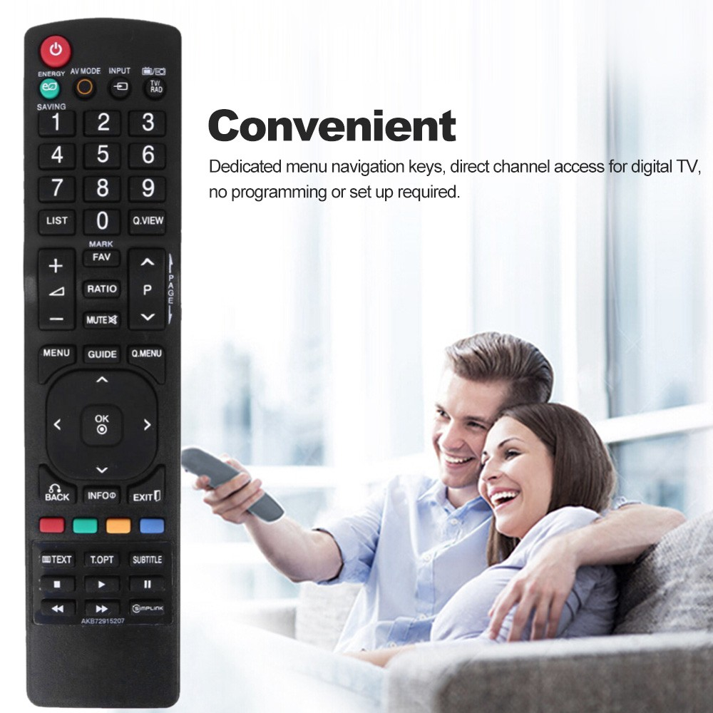 Universal TV Remote Control Wireless Smart Controller Replacement for LG  Smart LCD LED TV Black Sales Online - Tomtop