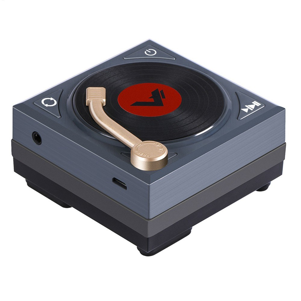 Mini Wireless Bluetooth Speaker Portable Retro Loudspeaker Bluetooth 5.0 Soundbox AUX IN Smart Phone Tablet PC
