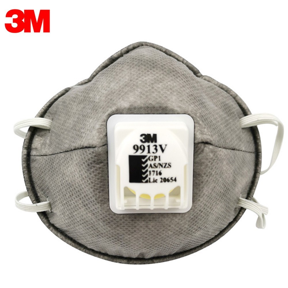 10pcs Respirator With Best 9913v Sale Cafago com Particulate 01 Online Exhalation 3m Kn90 Shopping