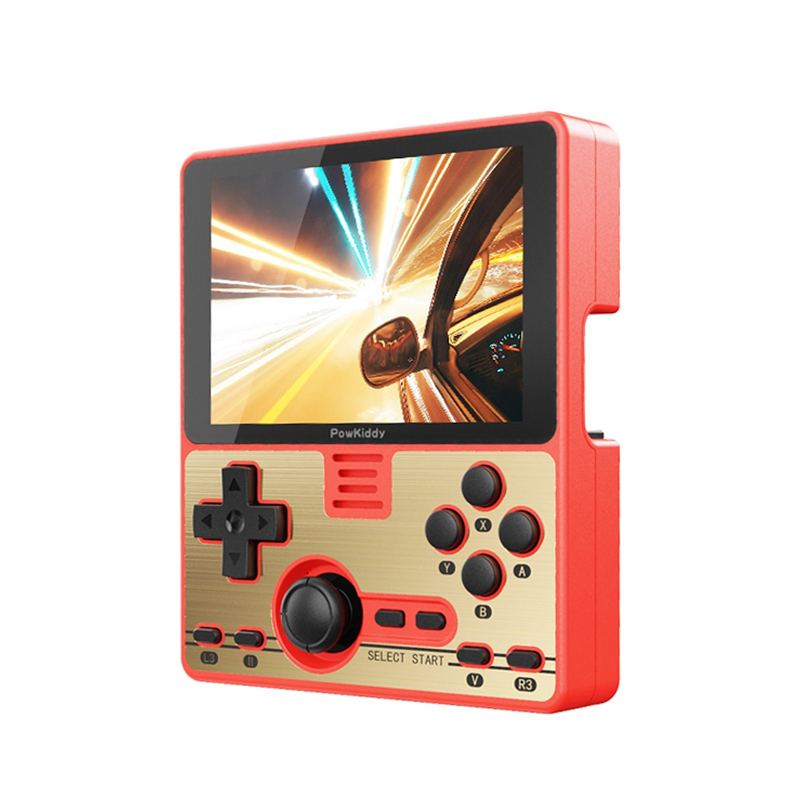 tomtop.com - 43% OFF Powkiddy RGB20 Handheld Game Console Portable Game Player, Limited Offers $82.99