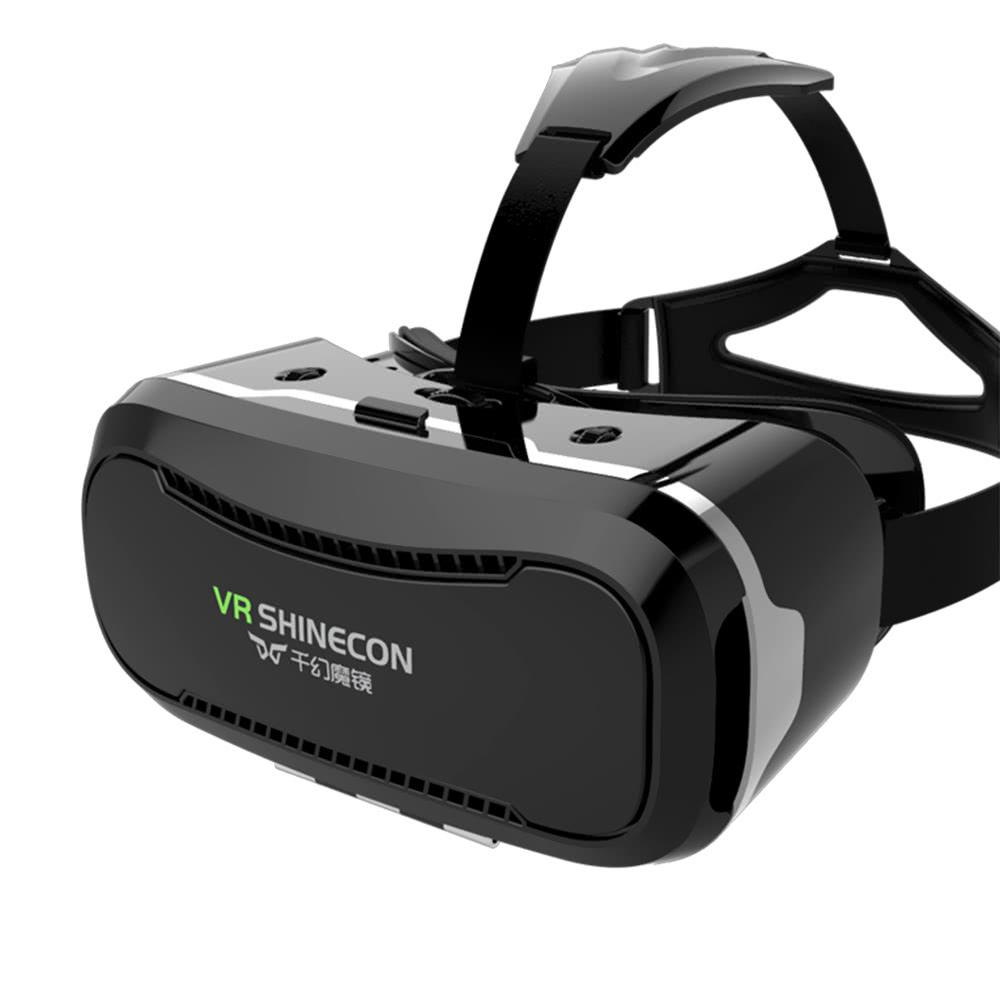 beste vr shinecon 2 0 virtual reality brille 3d vr box. Black Bedroom Furniture Sets. Home Design Ideas