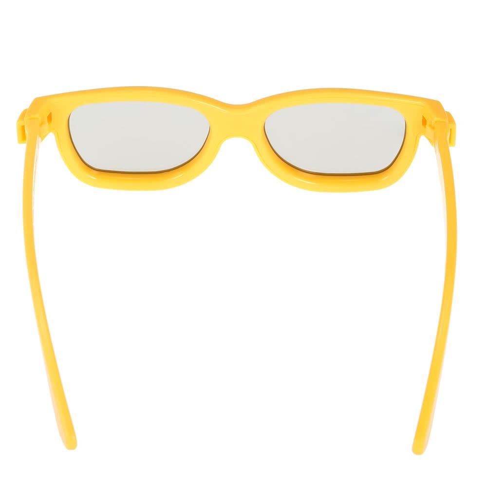 lunettes 3d passives lentilles circulaires polaris es pour tv polaris e real d cin ma 3d pour. Black Bedroom Furniture Sets. Home Design Ideas