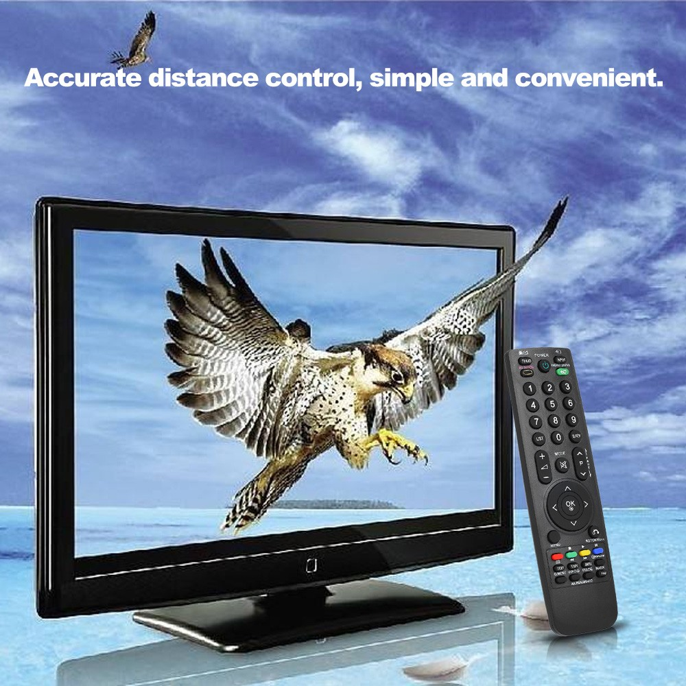 Universal Tv Remote Control Wireless Smart Controller Replacement Desktop Lcd For Lg Led 3d Black Sales Online Tomtop