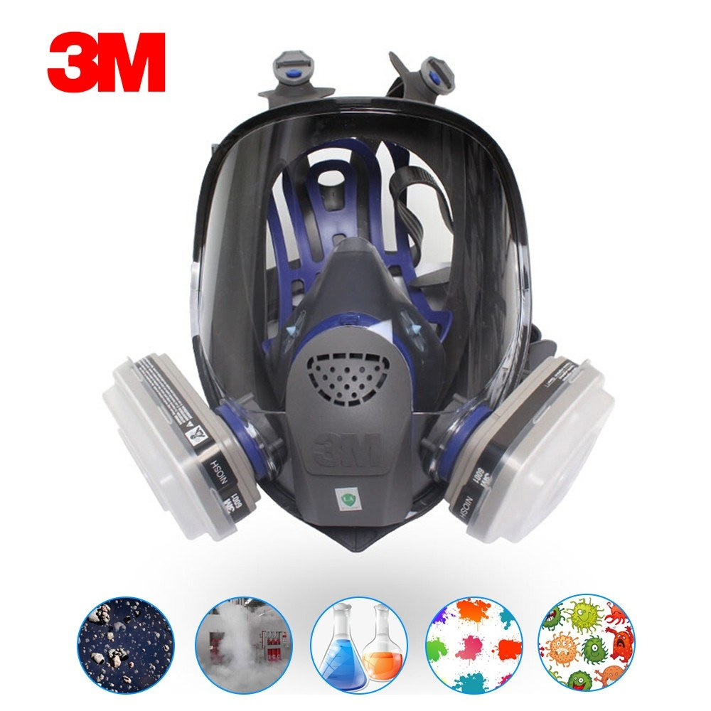 respirator mask for virus
