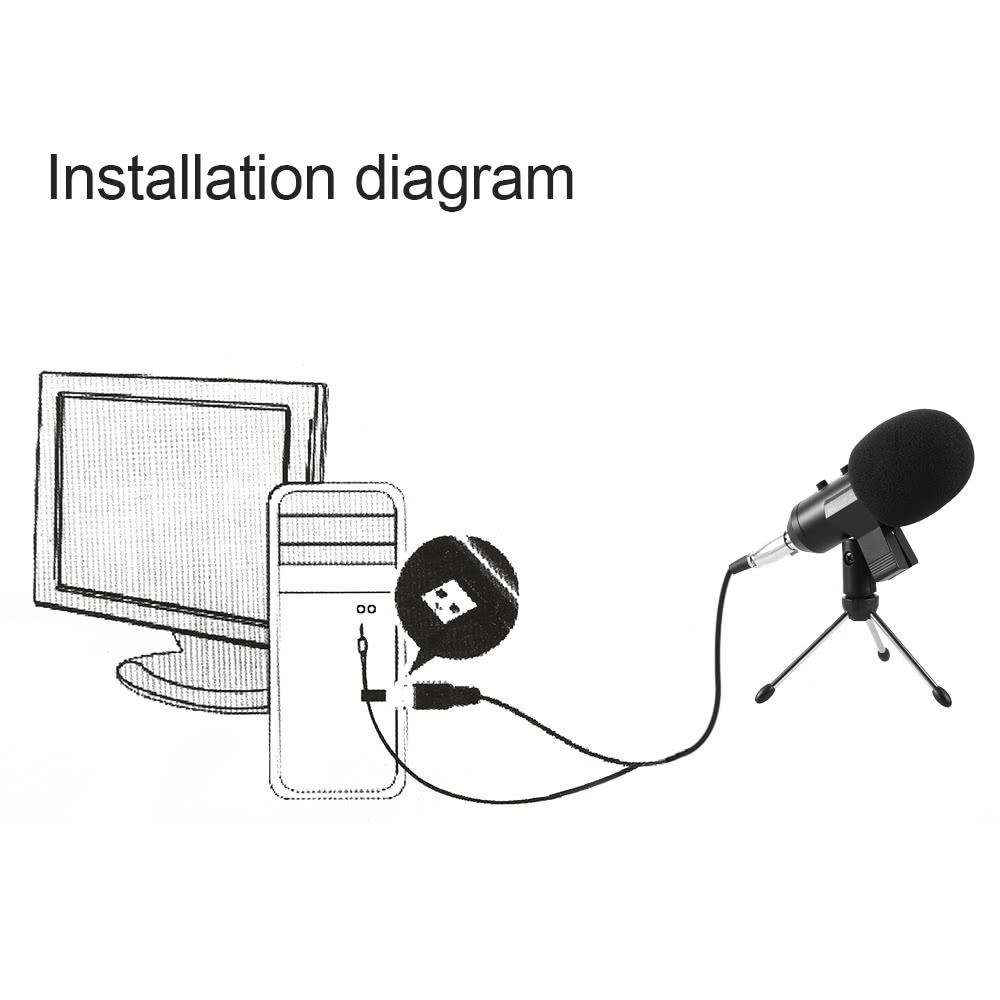 Fantastic Professional Condenser Microphone Studio Sound Recording Wiring 101 Vieworaxxcnl