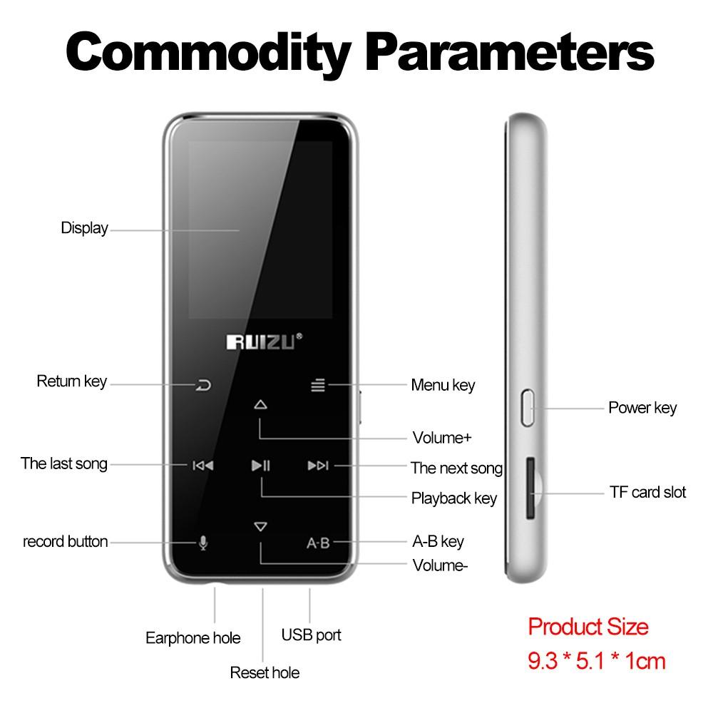 3825-OFF-RUIZU-X16-8GB-MP3-MP4-Digital-Playerlimited-offer-242499