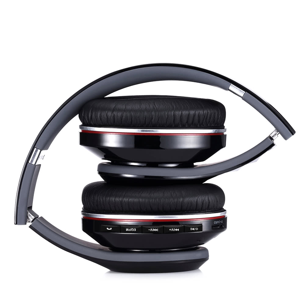 KS770 Wireless BT Stereo Headphone Over-ear Noise Reduction Headsets ...