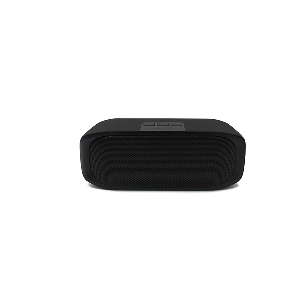 Portable Wireless Speaker BT4.2 Stereo Sound Box Built-in Microphone Support Handsfree Calls FM Radio TF Card U Disk Music Play