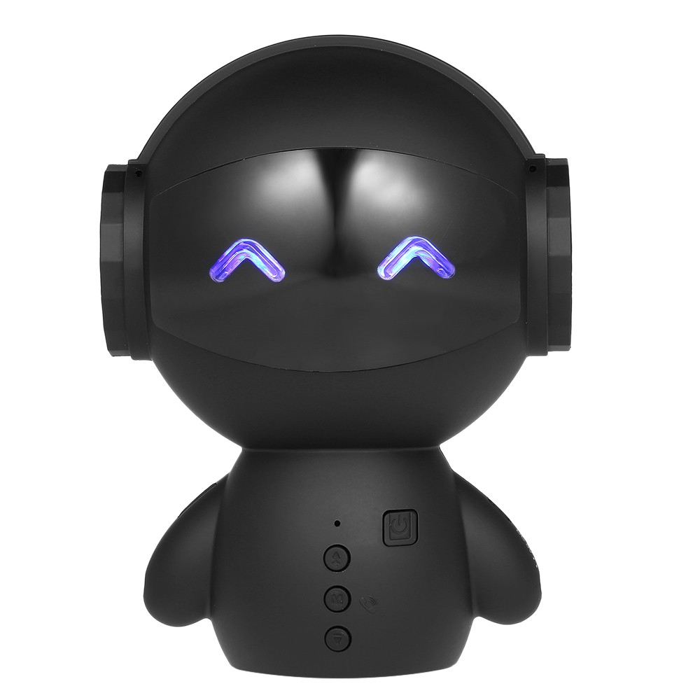 DINGDANG Portable Wireless BT Robot Shape Speaker