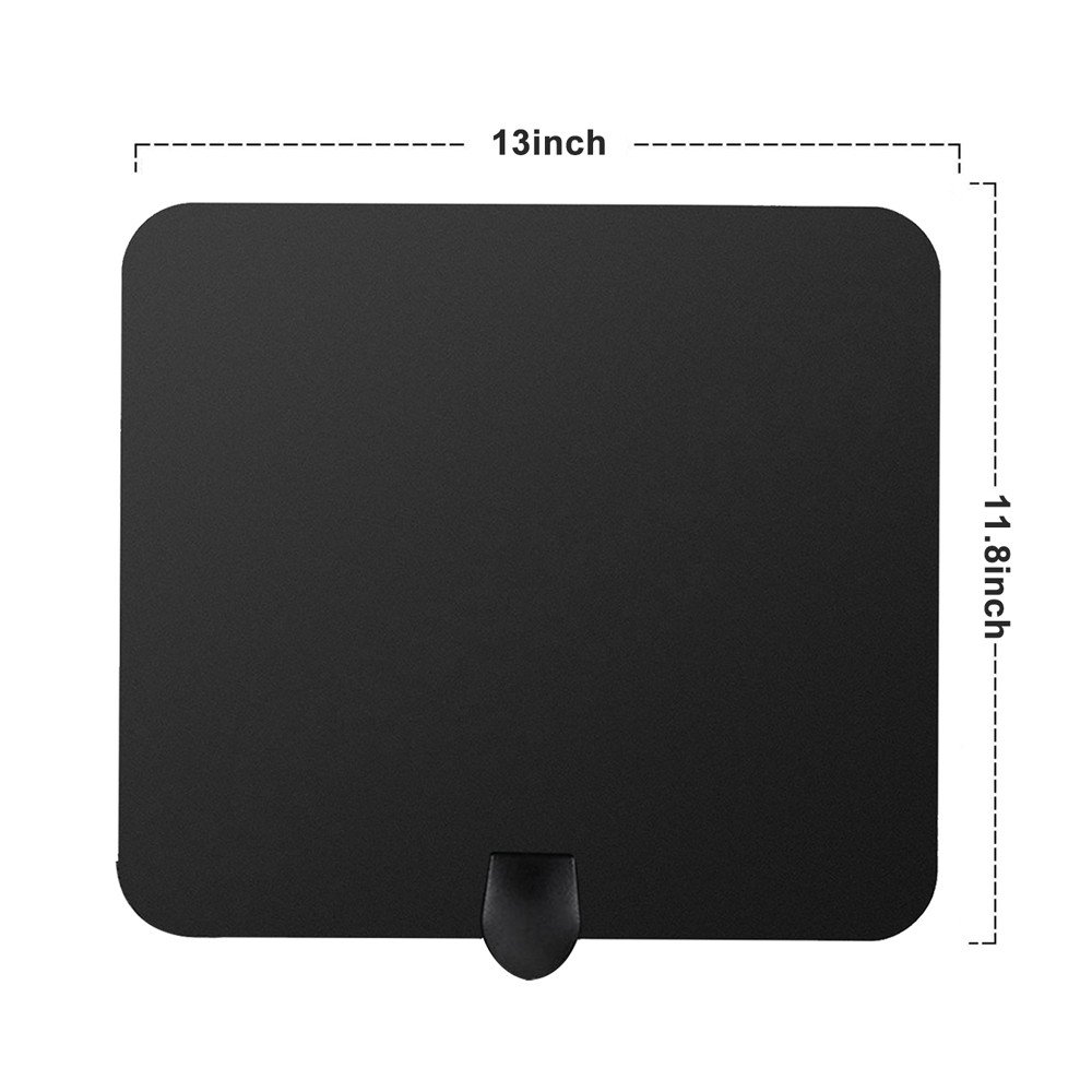 $3 OFF Indoor HD Digital TV Antenna with 80 Miles Long Range,free shipping $13.99