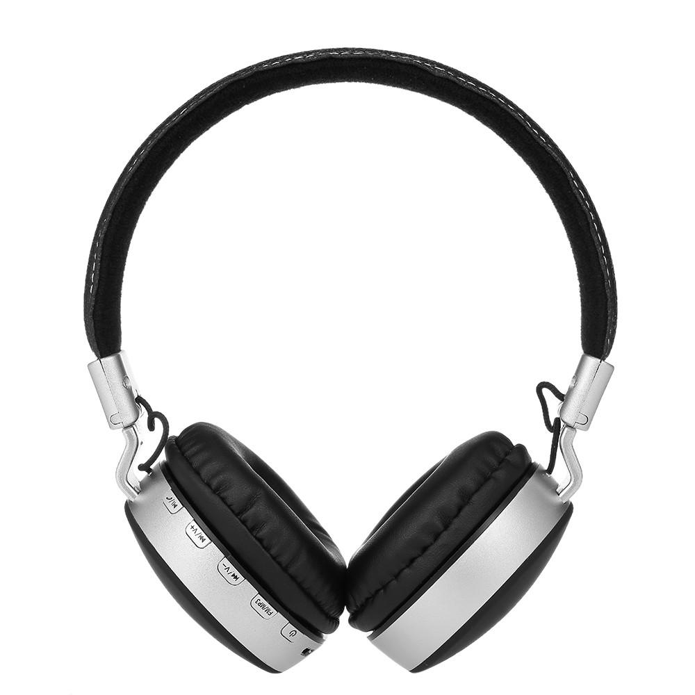 Best Ms K4 Bluetooth Headphones Wireless Stereo Black Sale Online Shopping Cafago Com