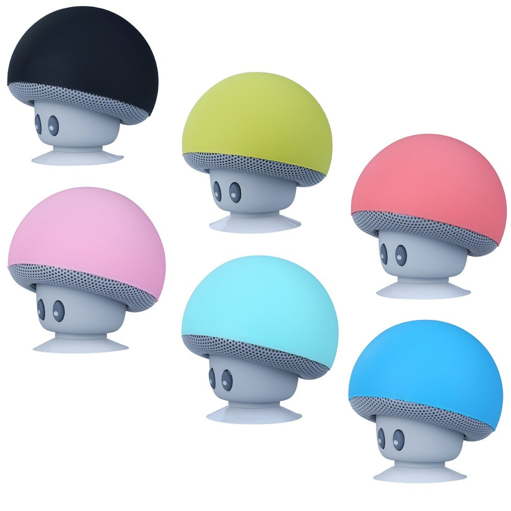 Głośnik bluetooth Mini Mushroom BT V4.1 za $4.19 / ~15zł