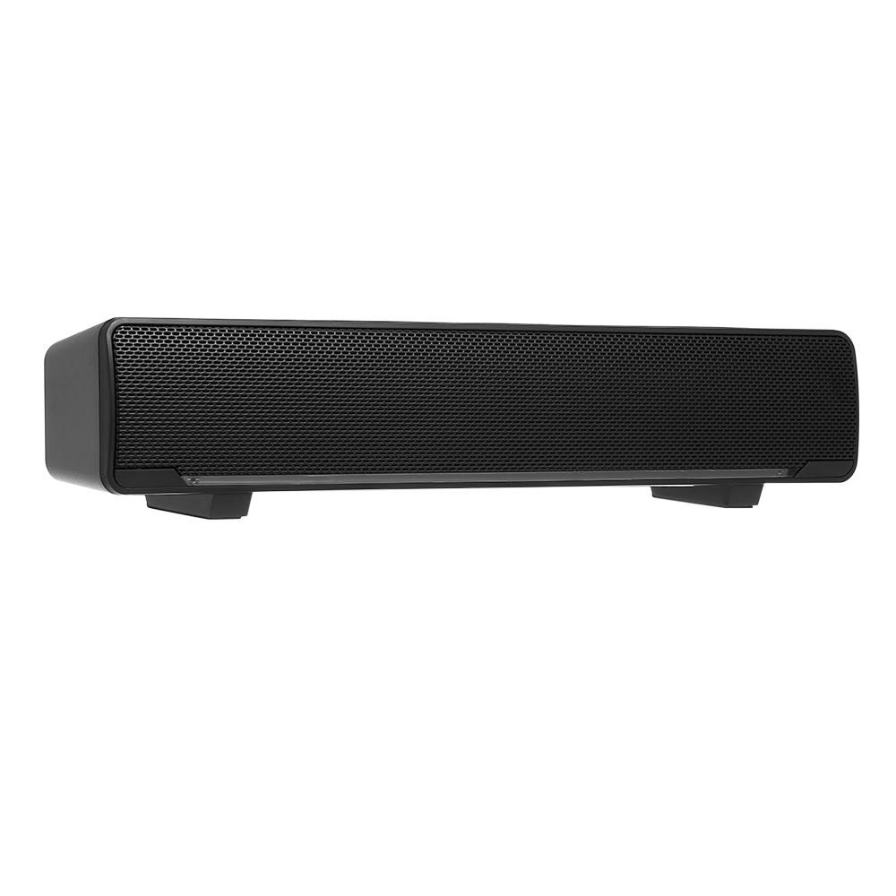 Best SADA V-196 USB Wired Computer Speaker Bar Stereo Subwoofer black Sale  Online Shopping | Cafago com