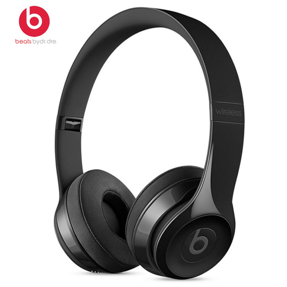 29ad96af4dc Beats Solo3 Wireless Bluetooth Headphones On Ear Gaming Headset Music  Earphone Hands-free with Mic