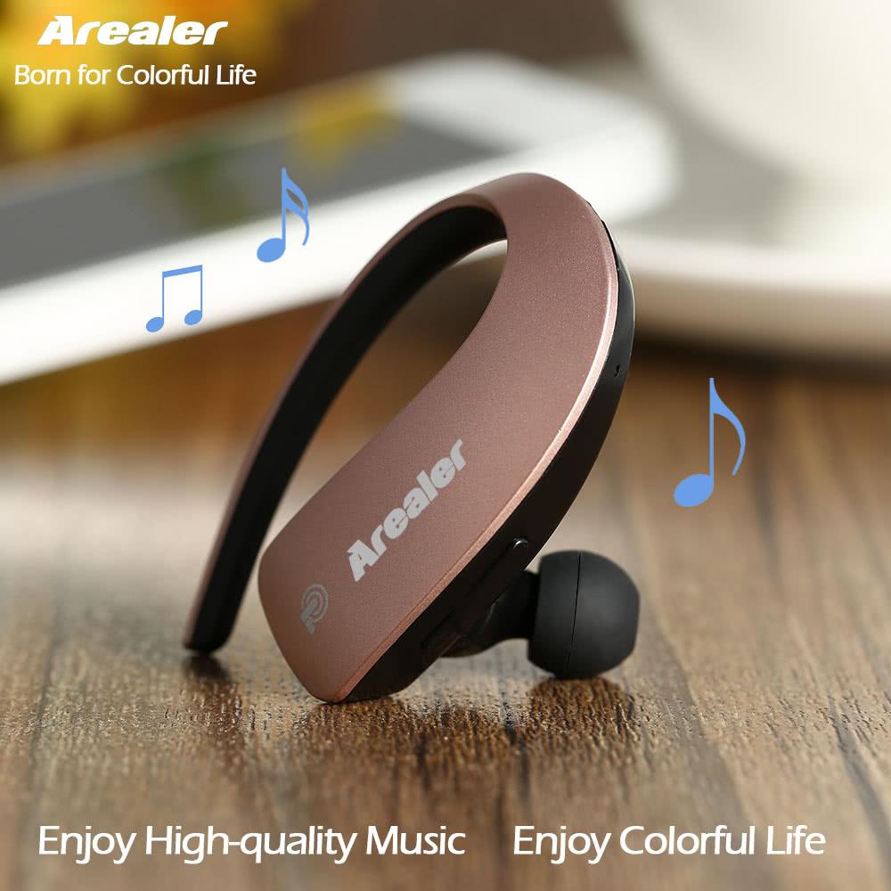 Arealer Q2 Wireless Stereo BT Headphone In-ear Sport BT 4 ...