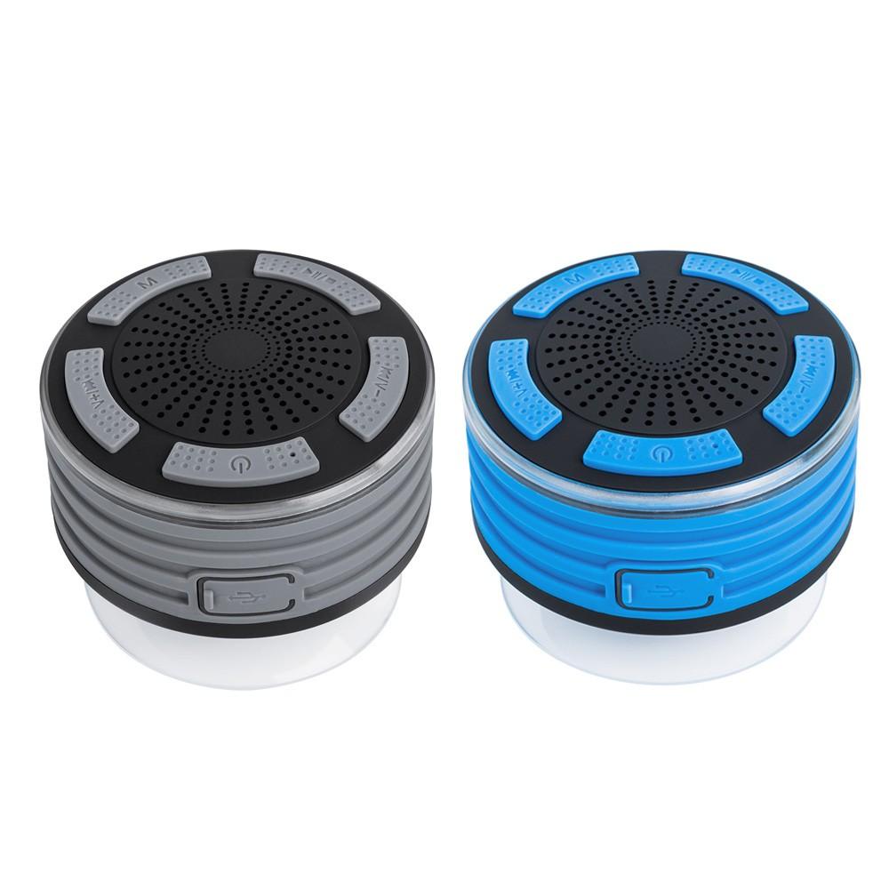 F013 Wireless BT Speaker Shower Sound Box Sales Online blue - Tomtop