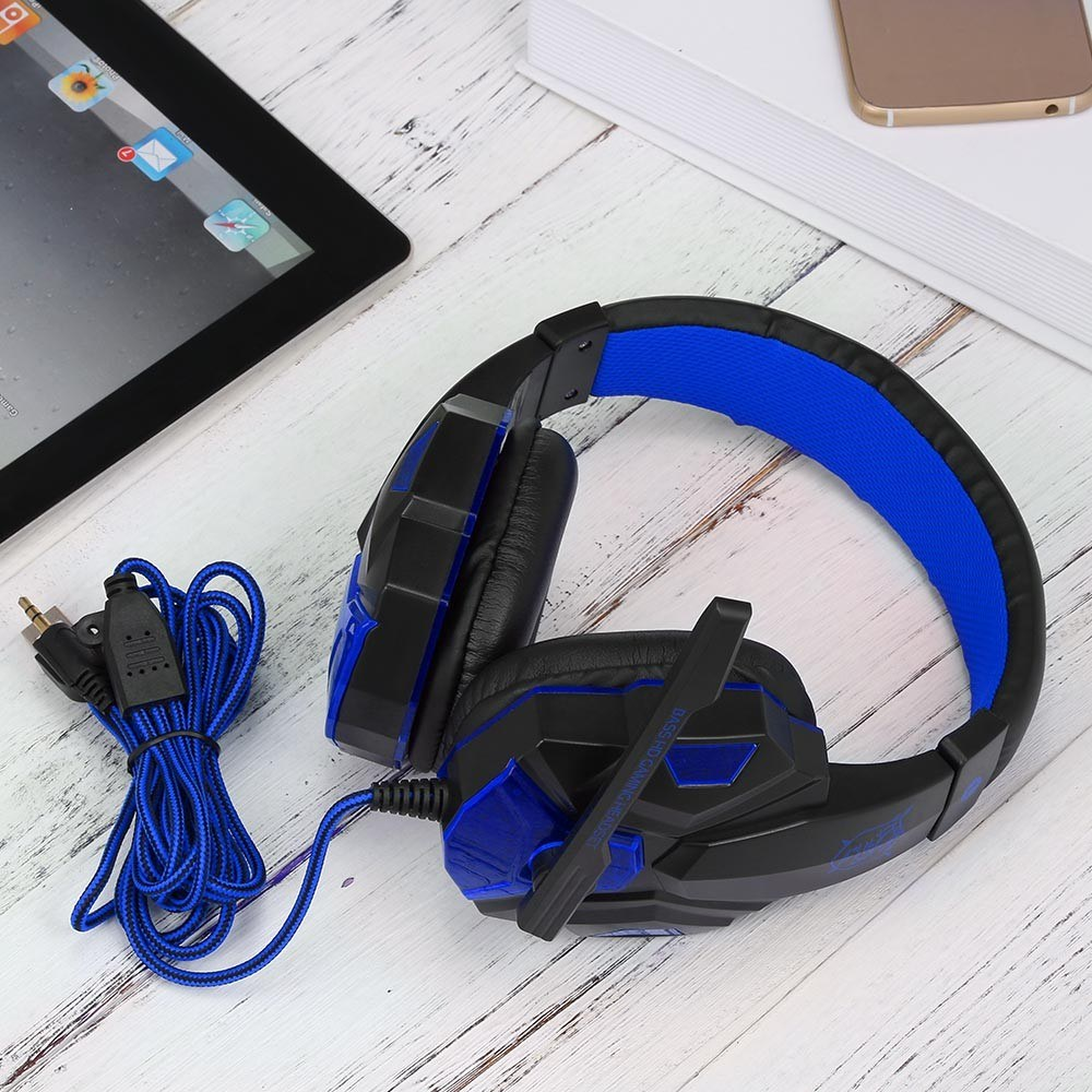 Gaming Headset Headphone for PC Laptop