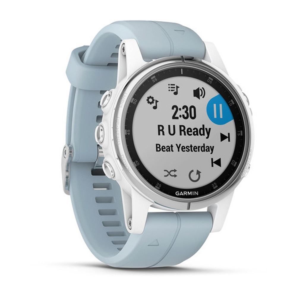 Garmin fu0113nix 5S Plus GPS Smartwatch Contactless Payments Wrist-based Heart Rate Waterproof