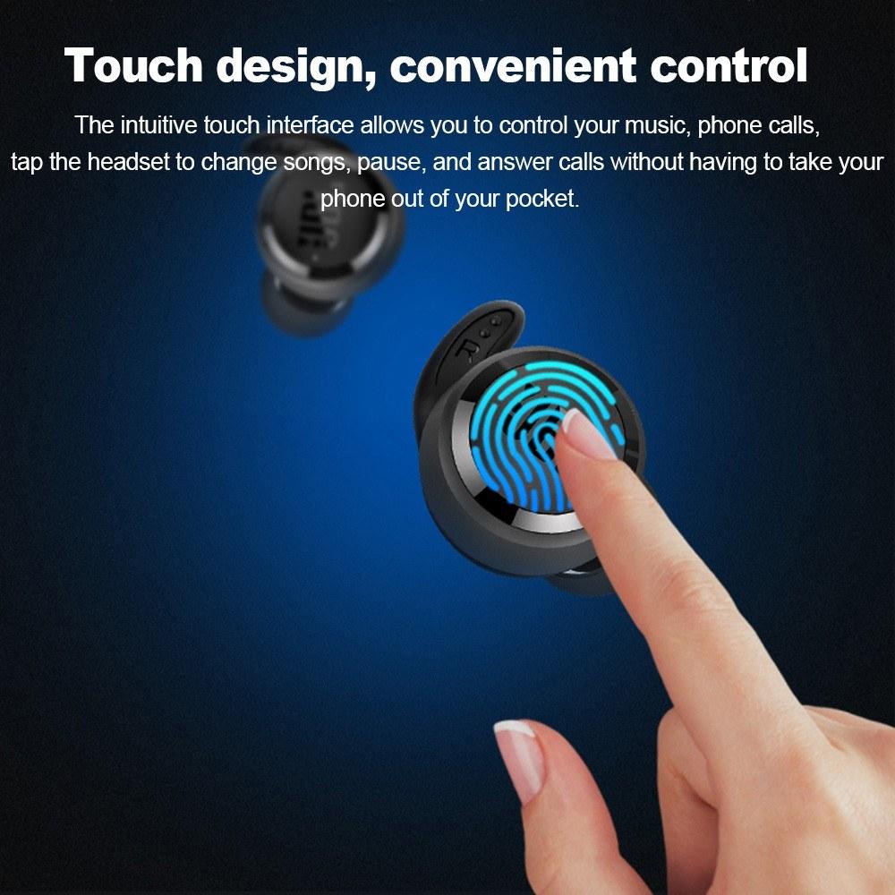 Best Jbl T280 Tws True Wireless Bluetooth 5 0 Headphones With Blue Sale Online Shopping Cafago Com