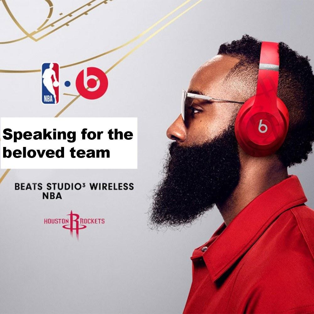 Best Beats Studio3 Wireless Over Ear Headphones Nba Collection Pure Blue Sale Online Shopping Cafago Com