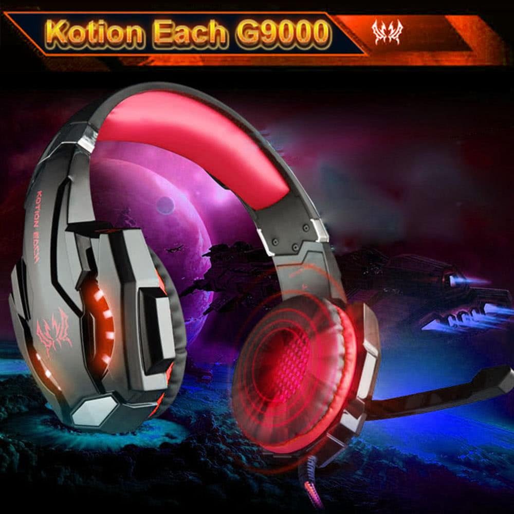 Kotion Each G9000 35mm Gaming Headphone Game Headset Noise