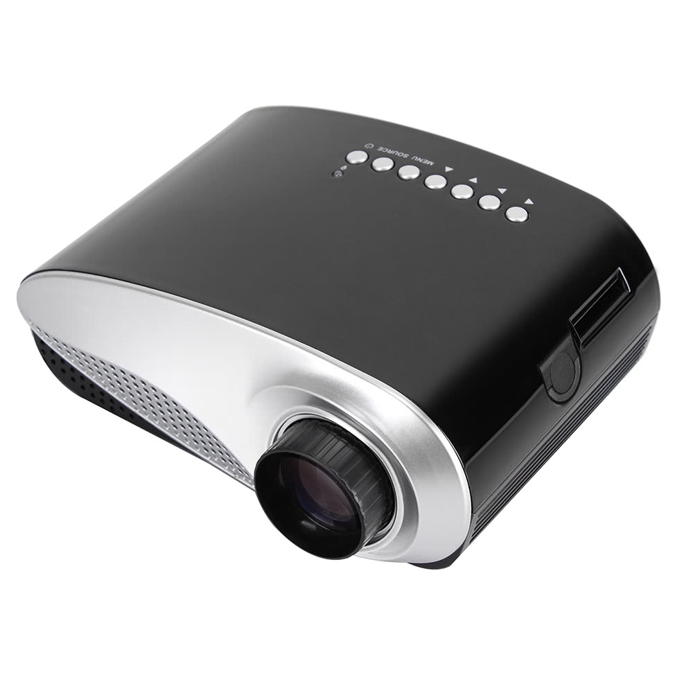 Mini 1080p Full Hd Led Projector Home Theater Cinema 3d: Best Mini LED Projector 1080P Full HD For Home Theater Us