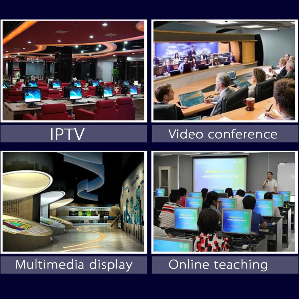 Original MINE MV-E1002 HD Video Encoder H 264 HD Video Encoder & HTTP RTSP  RTMPD UDP for IPTV Live Stream Broadcast US Plug Black Sales Online black -