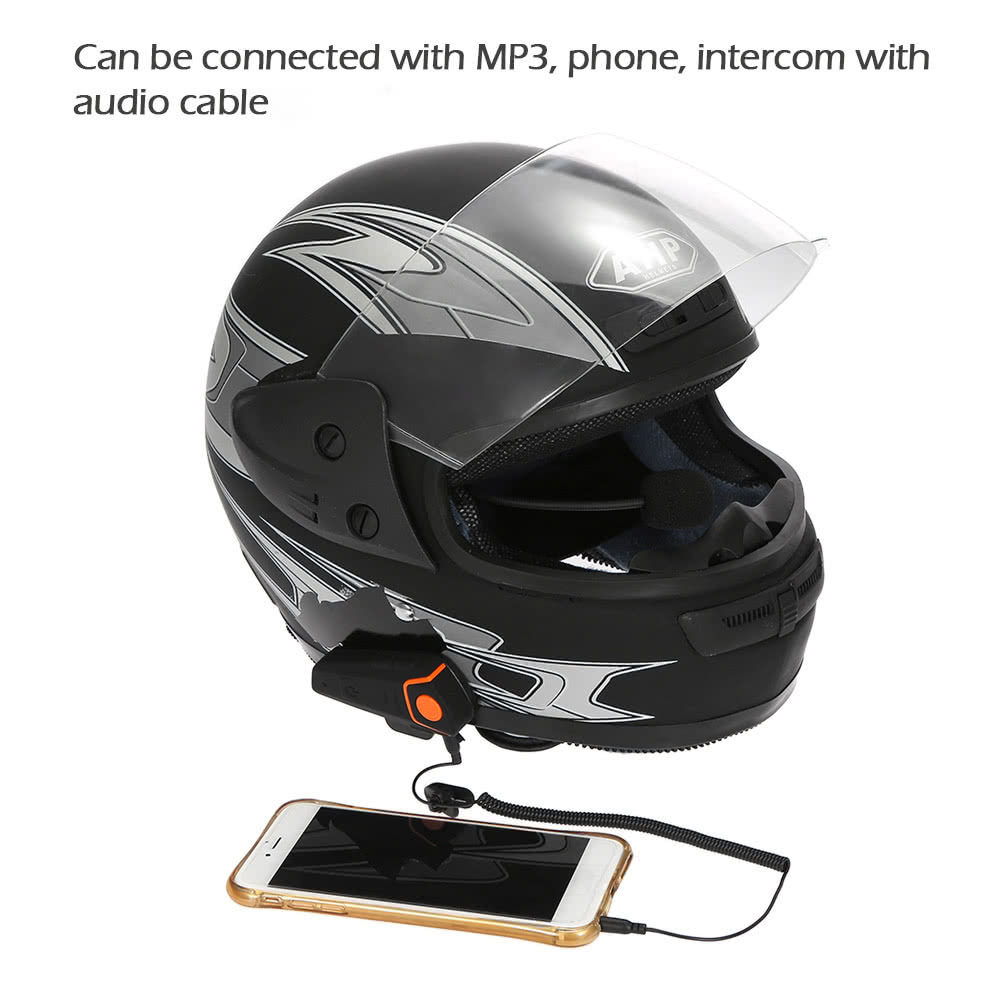 Chollo intercomunicador para casco de moto BT-S2 por 33 euros (Oferta FLASH) 2 cepillo dental xiaomi