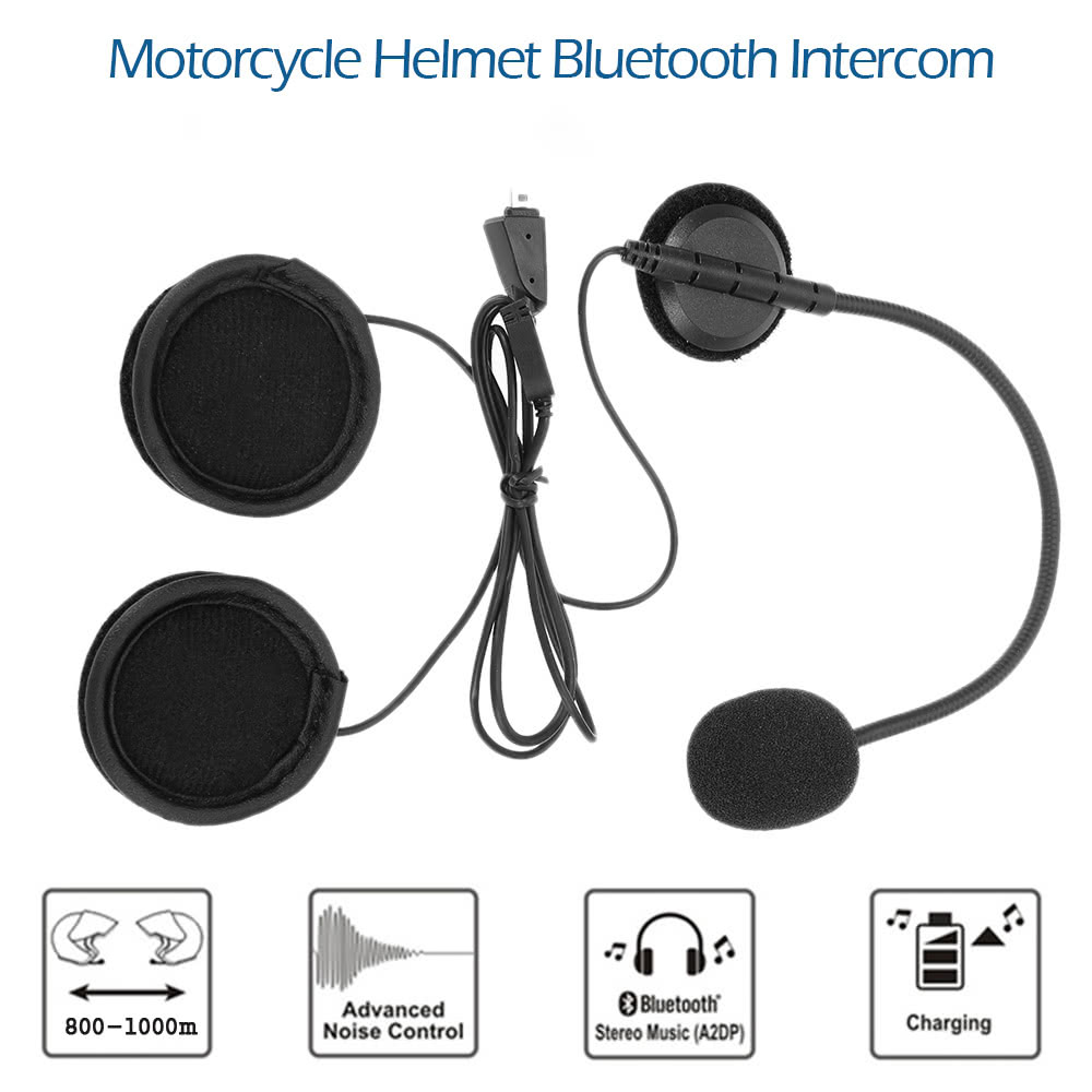 Chollo intercomunicador para casco de moto BT-S2 por 33 euros (Oferta FLASH) 1 cepillo dental xiaomi
