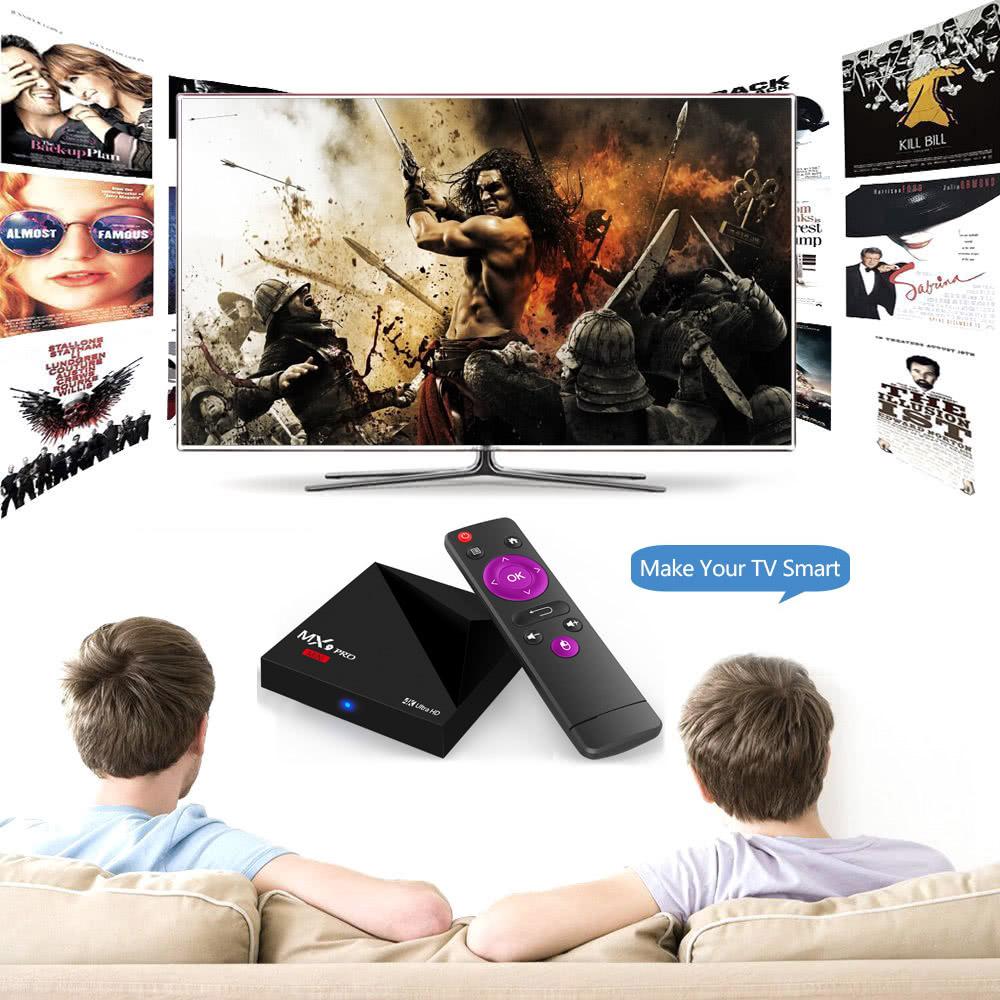 MX9 Pro mini Android 8 1 TV Box 1G / 8G