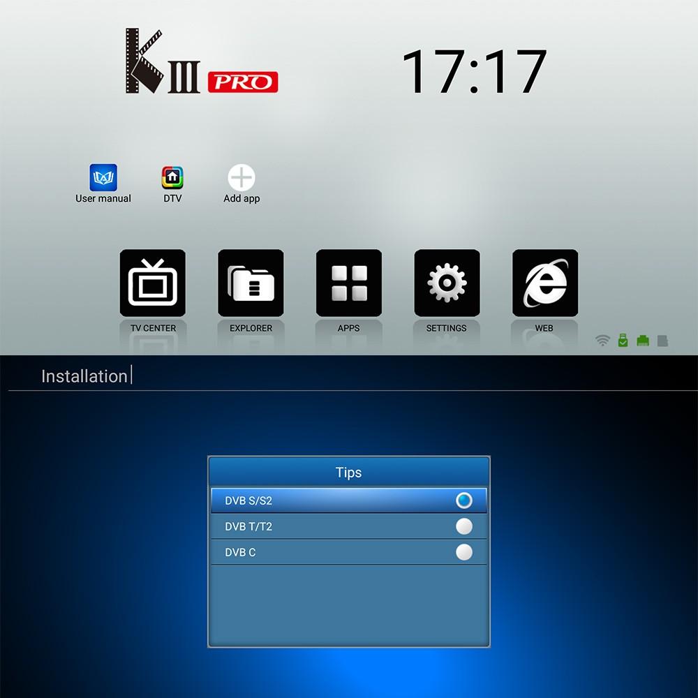 installazione tvbox