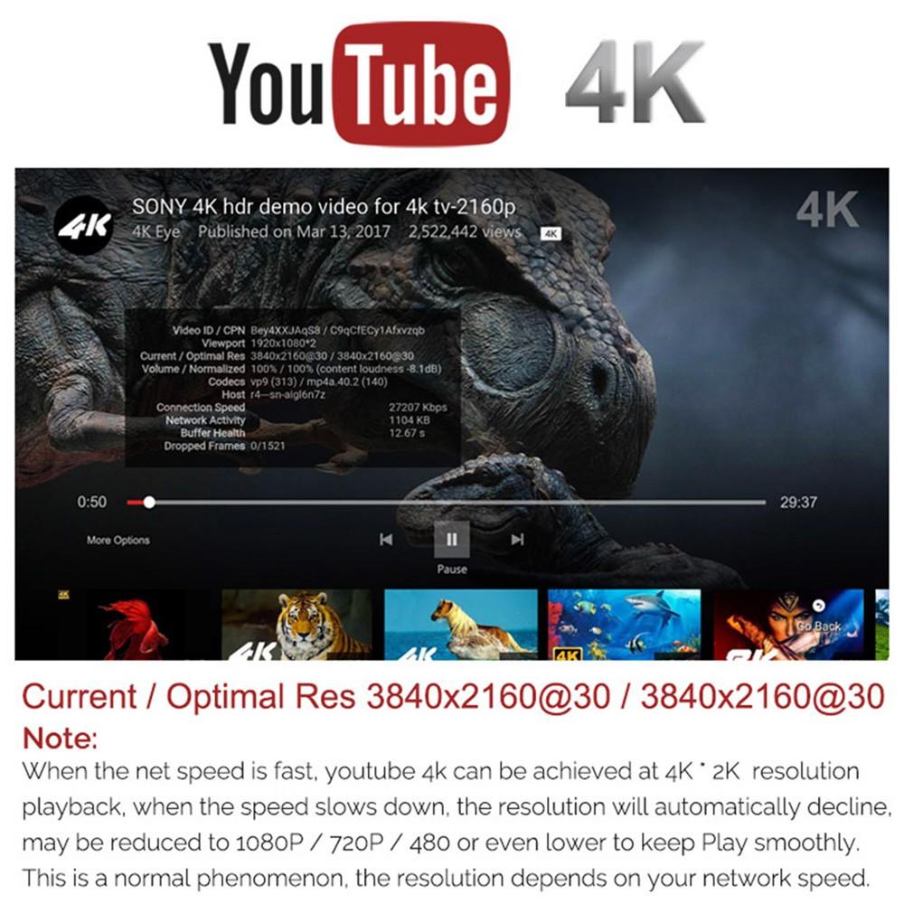MECOOL KII PRO Android TV BOX + DVB-S/S2 & DVB-T/T2 & DVB-C STB