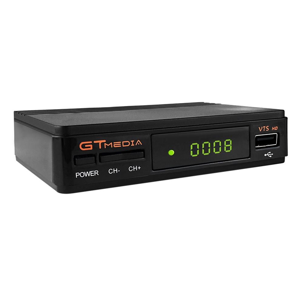Best GTMEDIA V7S HD DVB-S2 TV eu plug Sale Online Shopping | Cafago com