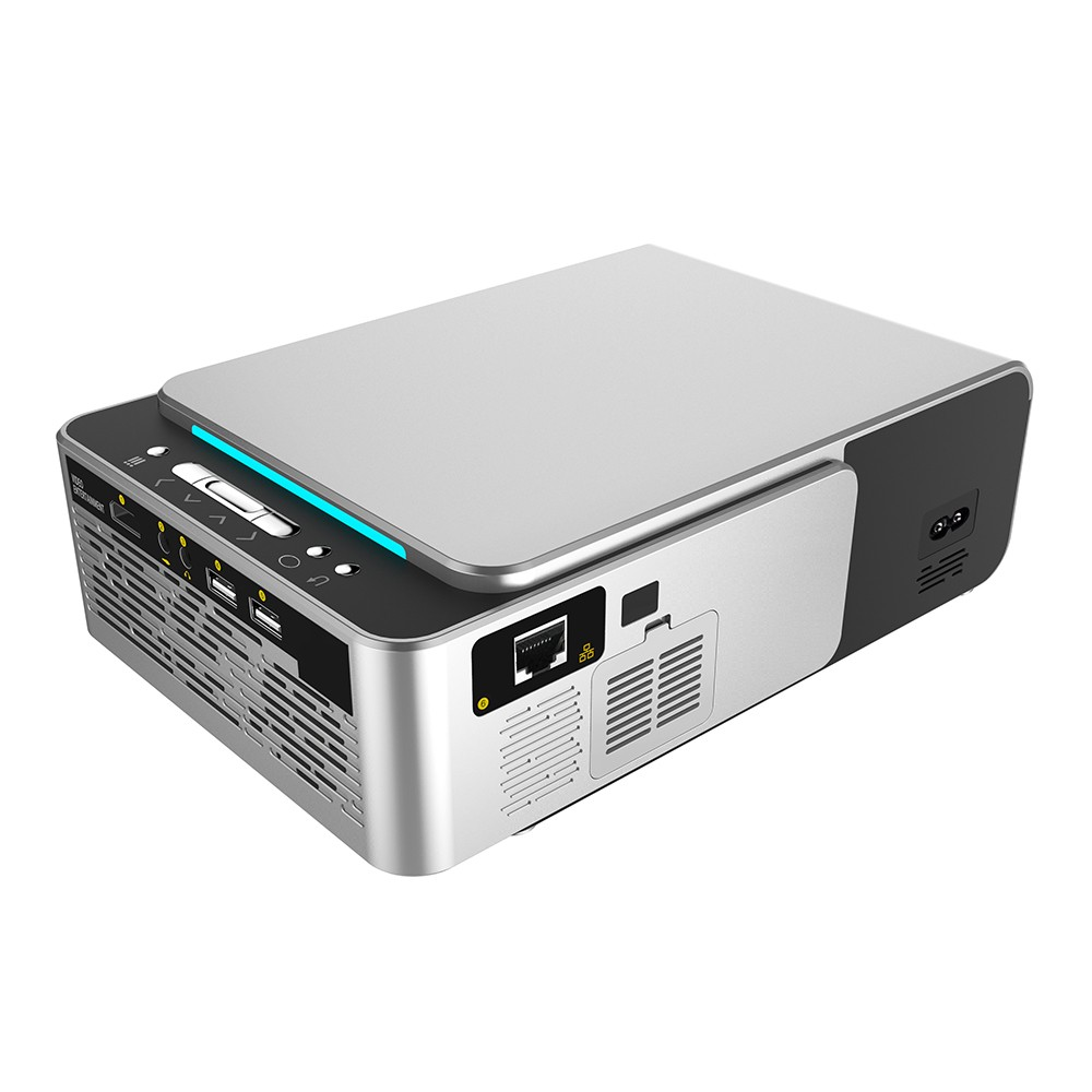 T6 HD LED Portable Mini Projector Video for Home Theater Game Movie Cinema Sales Online au plug - Tomtop