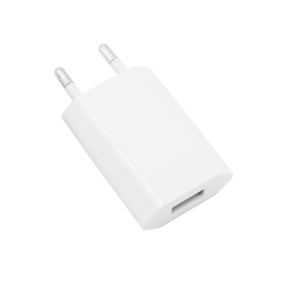 Original Apple 5W USB Power Adapter Wall Charger EU Plug for iPhone iPad iPod Android Samrt Phones